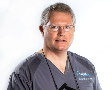 Port Hawkesbury Dentist, Doctor Ernie Wotton